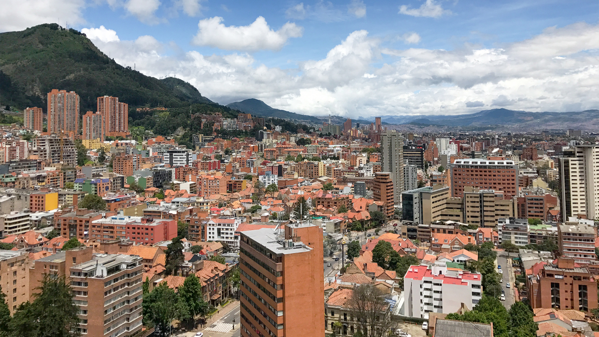 Bogota, Colombia: Support to national water and sanitation policies