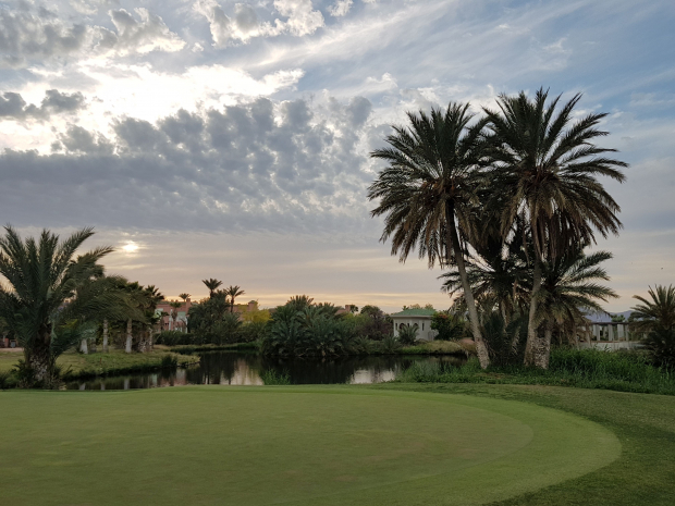 In keeping with the principles of integrated water resources management (IWRM), Marrakesh uses treated wastewater instead of drinking water or groundwater to irrigate its golf courses.