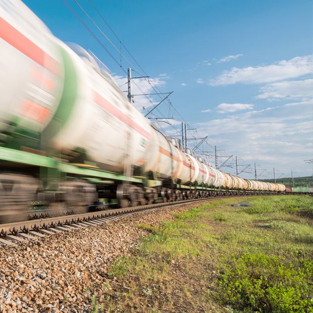 Transporting hazardous substances by rail