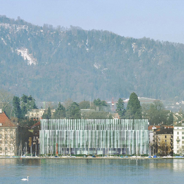 New Headquarters SwissRe