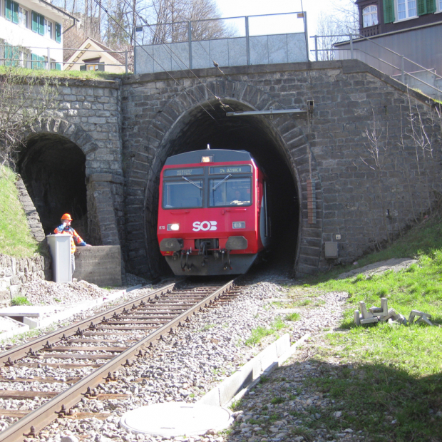 Wasserfluh Tunnel