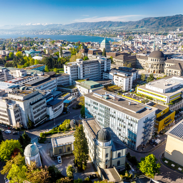 The University District in Central Zurich (source: Zurich University Hospital)