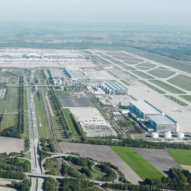 Expansion at Munich Airport