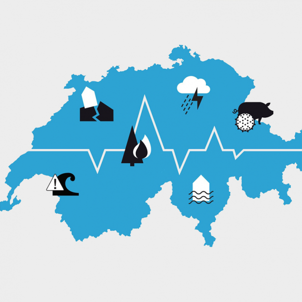 "National risk analysis: ""Disasters and emergencies in Switzerland"""