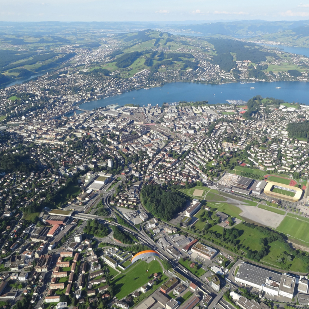 Safety and Security Report of the City of Lucerne 2010