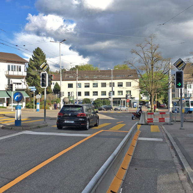 Vorderberg traffic survey
