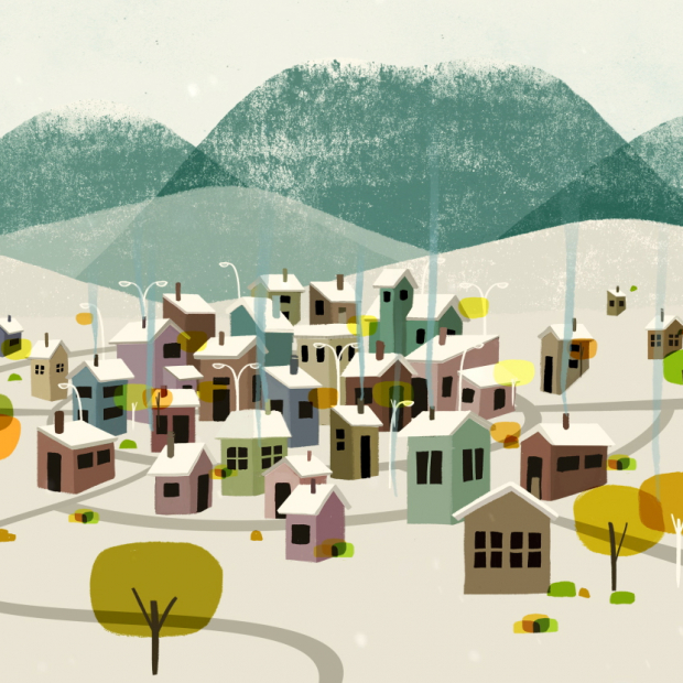 Animated Film for Woodchip Producers Association in Chile